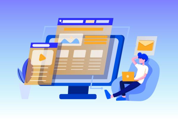 Choosing a CRM Blog Illustration Banner