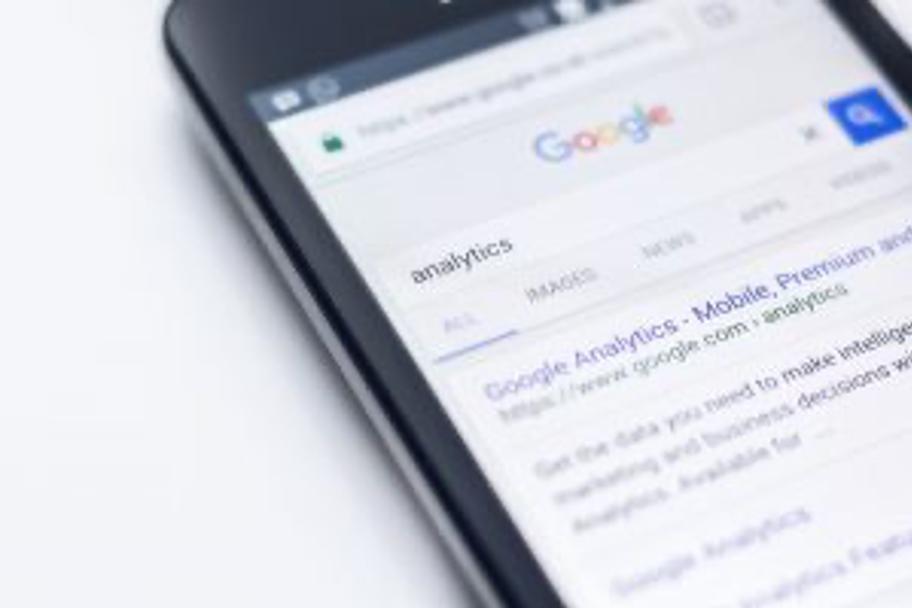 mobile device google analytics photo