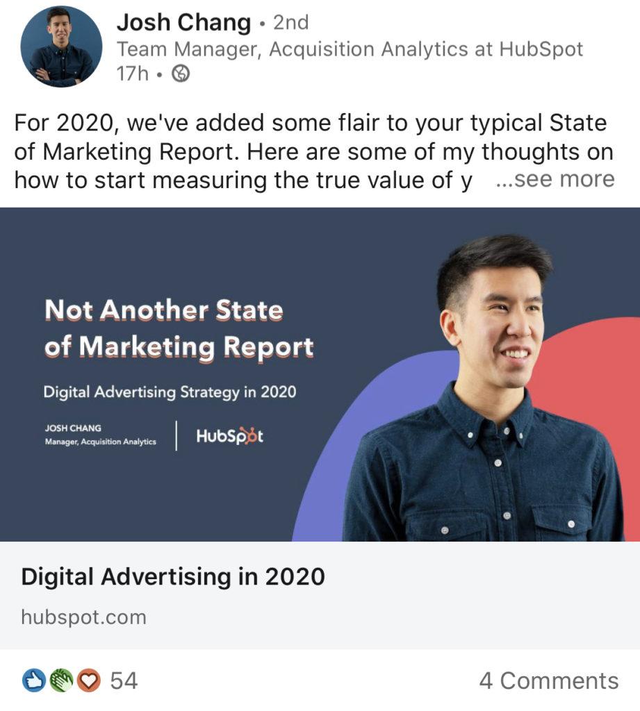 Creative Employee Spotlight Post Examples on LinkedIn | Be ...