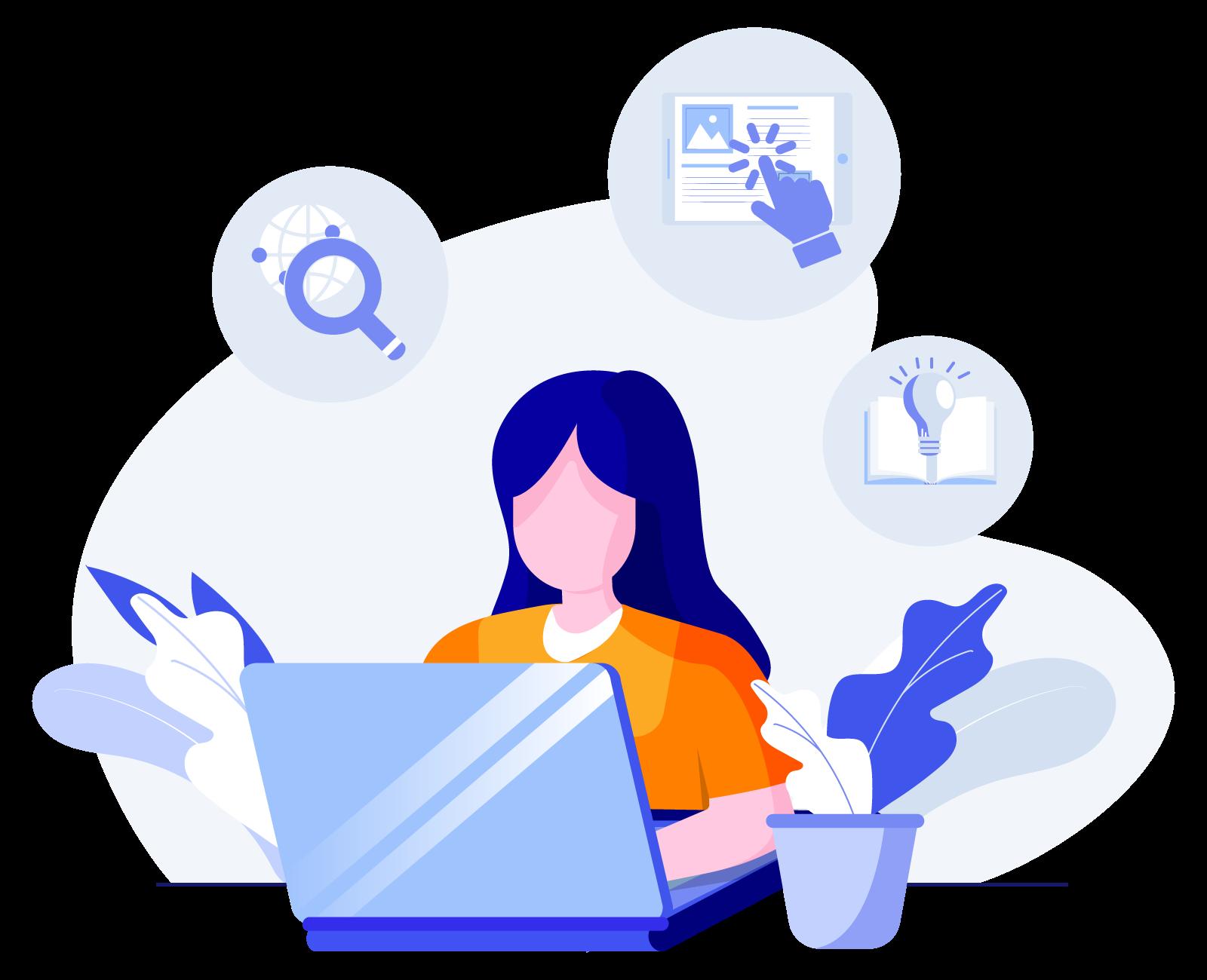 website design services illustration